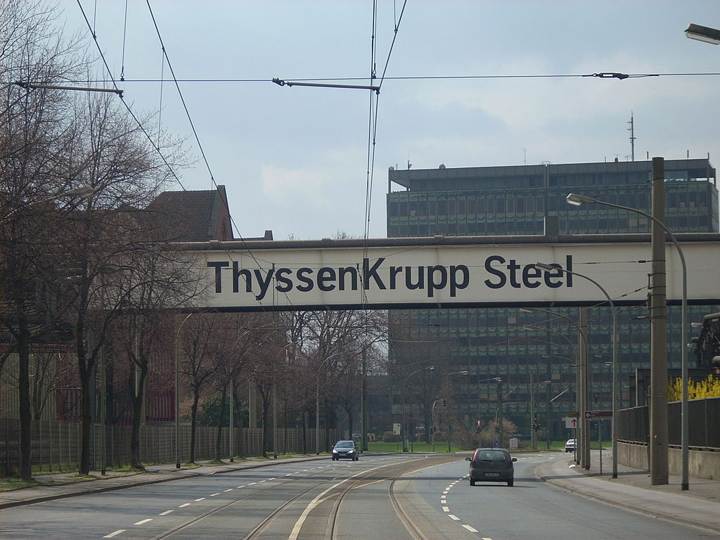 Thyssenkrupp et Tata Steel : suppression de 4 000 postes